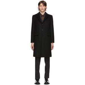Burberry | Men's Wool Cashmere Coat Size 52